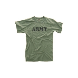 * T-shirt Army (Green)