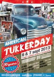 American Tukkerday op  6, 7 en 8 september 2013