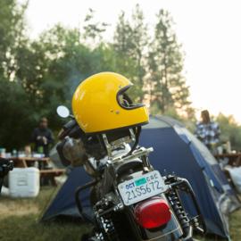 BiltWell - Gringo Helmet - SAFE-T YELLOW - GEEL