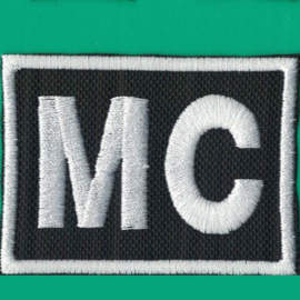 PATCH - MC - Motorcycle Club
