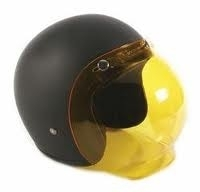 Bandit Jet - Bubble Visor - Yellow