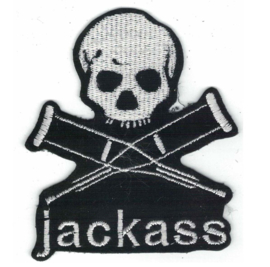 Patch - logo - MTV - JACKASS