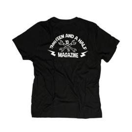 13 and a half - 13 1/2 - Custom builder T-shirt - MEDIUM only