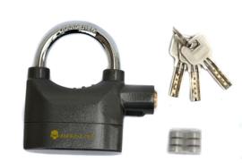 Alarm Lock - DEEMEED - GRAPHITE LOCK