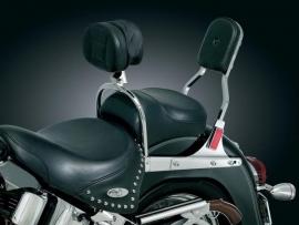 Kuryakyn - Driver Back Rest - Harley-Davidson Softail