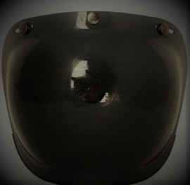 BadBoy Bubble Visor - Dark Smoke - Bubble Shield