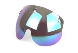 Bandit JET - Shorty Visor - Iridium