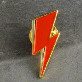 Pin - David Bowie - Lightning