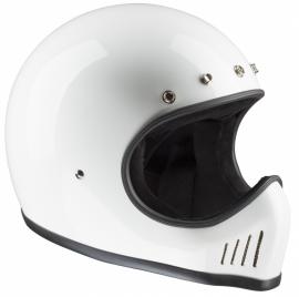 Bandit Motocross - Classic White