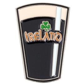 Pin - Guinness Beer - Pint - IRELAND - Clover