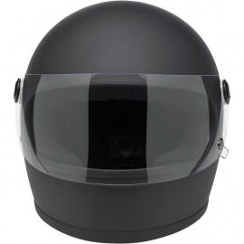 BiltWell - Gringo 'S' Helmet - Visor included - Flat Black DOT