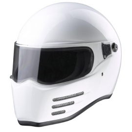 Bandit Fighter (with ECE) - Glossy WHITE (NEW)