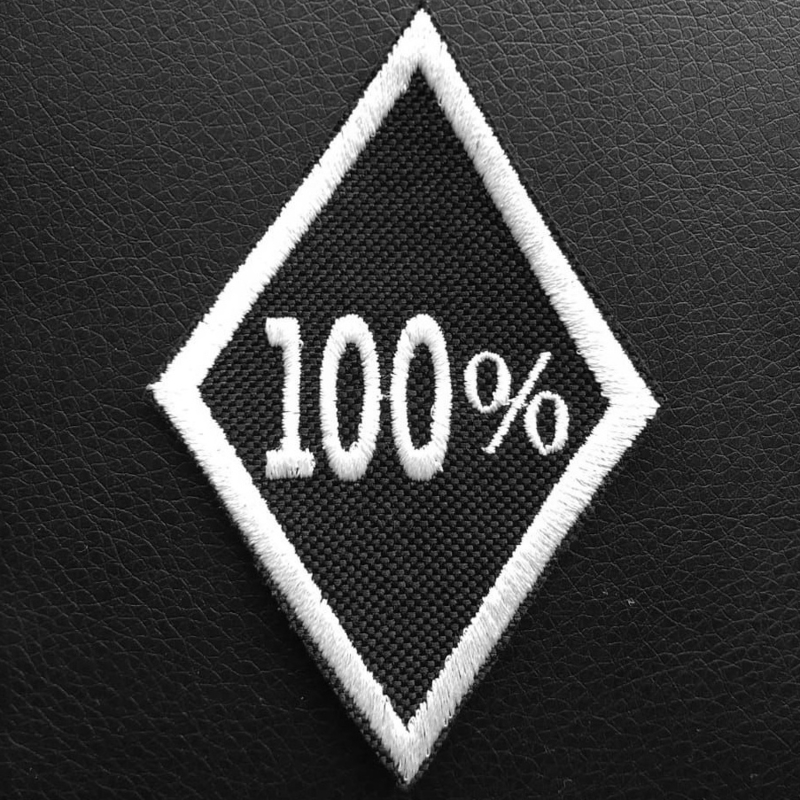 PATCH - diamond - 100%