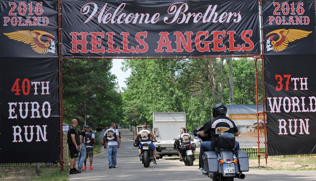 Support 81 - HELLS ANGELS EUROPE Through the Decades - BOOK | Gifts