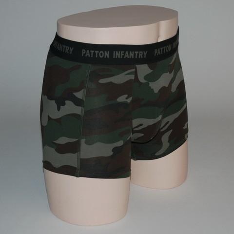Boxer Short - 101 Inc. - Woodland Hipster - Onderbroek