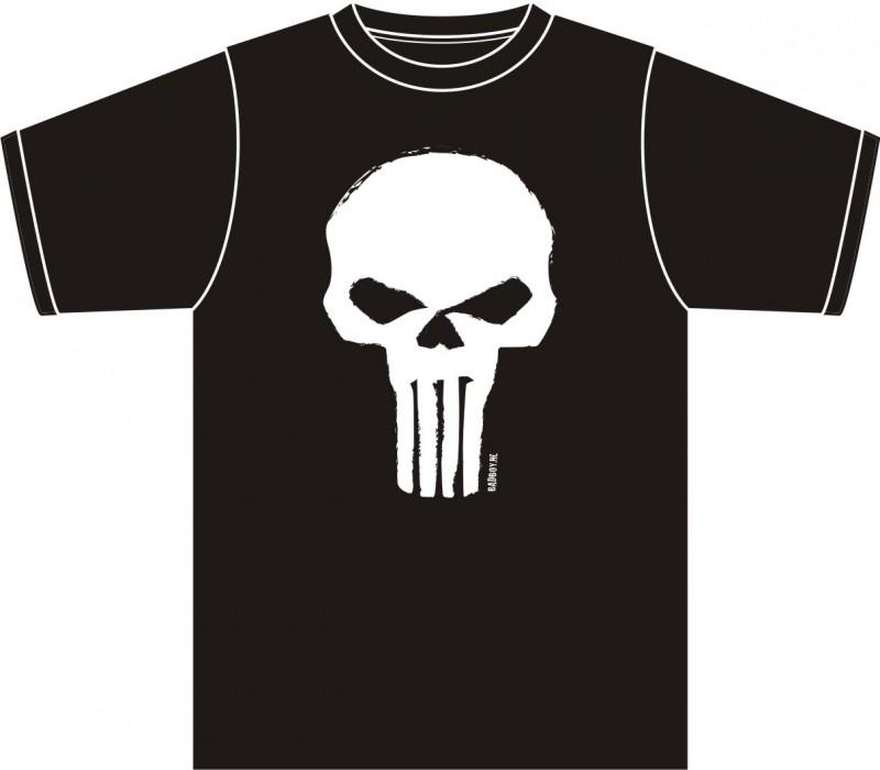 BadBoy T-shirt - Punisher / Skull