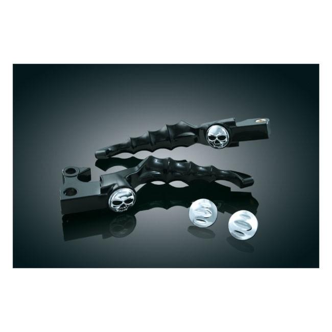 Zombie™ Levers - `04-`13 H-D Sportster Models - Black