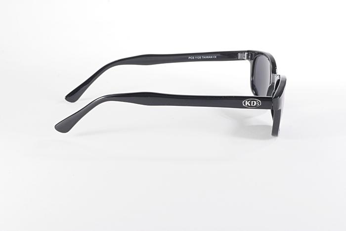 version large sunglasses dark gray X-KD/'S 1120