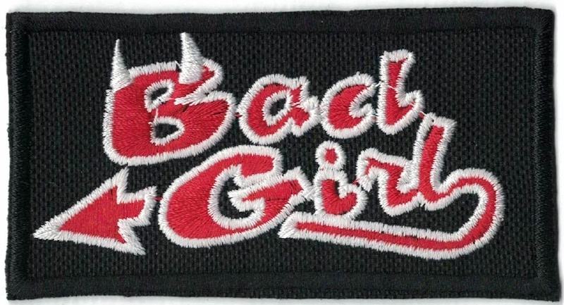 184 - Patch - Bad Girl
