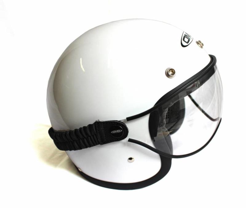 DMD Jet - Retro Vizier - CLEAR  - Goggle