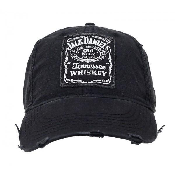 cb493d4eb Jack Daniels - Adjustable Vintage Baseball Cap - Logo/Patch | Jack ...