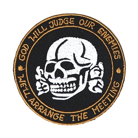 Patch - God will judge our Enemies