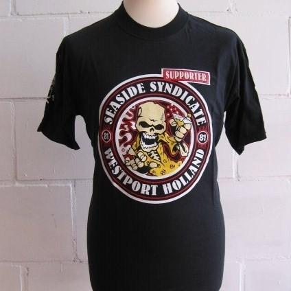 Support 81 - Westport - T-shirt Seaside Syndicate - Hells Angels