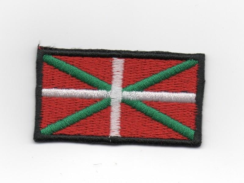 013 - Patch - Euskadi - small flag