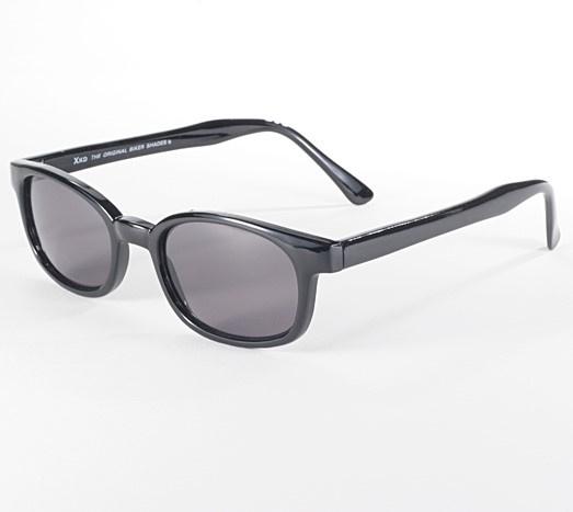 Sunglasses - X-KD's - Larger KD's -  Smoke