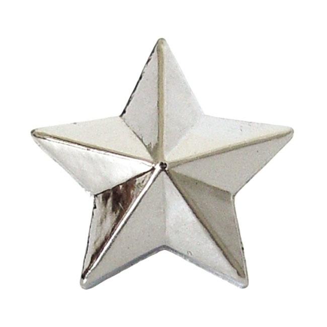 Valve Caps - Chrome Stars - TrikTopz