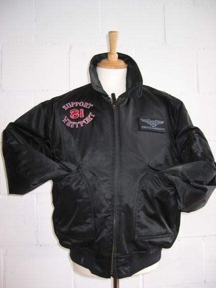 Support 81 - Westport - CWU Jacket - Hells Angels Support Wear
