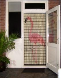 Flamingo vliegengordijn 055 (doe-het-zelf-pakket)