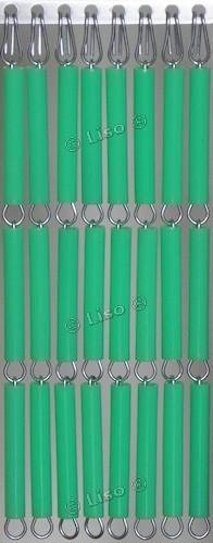 Effen Vliegengordijn Signaal groen 29 (doe-het-zelf-pakket)