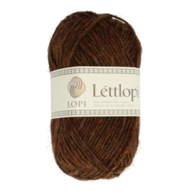Lett Lopi Acorn Heather