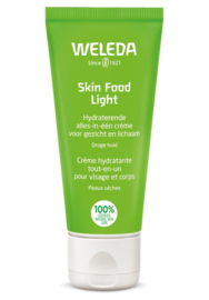Weleda Skin Food creme light
