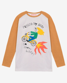 Nadadelazos Longsleeve Flying Bike