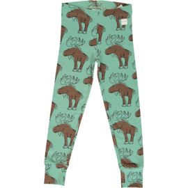 Maxomorra Leggings Moose