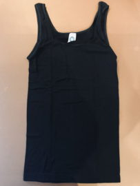 Cosilana wolzijden dameshemd zwart