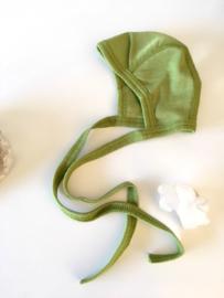 Cosilana wolzijden koordmutsje groen