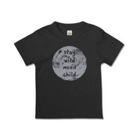 Soul Flower T-shirt kind Stay Wild Moon Child