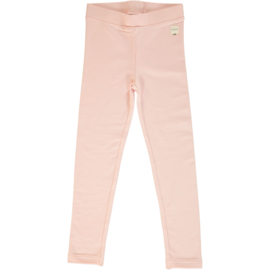 Maxomorra Sweat Leggings Pale Blush, 86-92