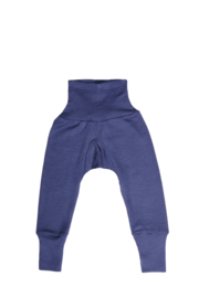 Cosilana wolzijden broekje uni blauw
