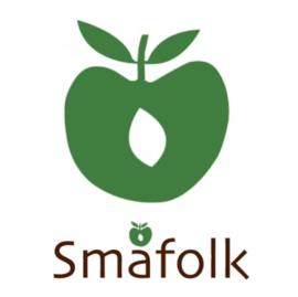 Smafolk longsleeve Firetruck, 86-92