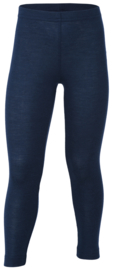 Engel Natur wolzijden leggings navy