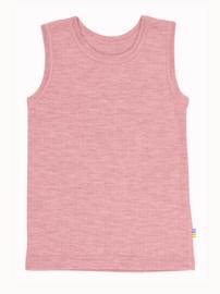 Joha wollen hemd voor kinderen roze