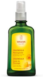 Weleda Calendula massage olie