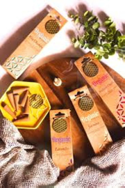 Song of India - Organic Goodness Aroma oil Sinaasappel