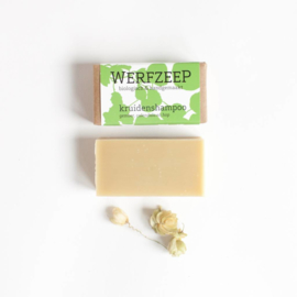 Werfzeep - Shampoo Kruiden bar