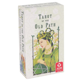Tarotkaarten - TAROT OF THE OLD PATH BY SYLVIA GAINSFORD AND HOWARD RODWAY