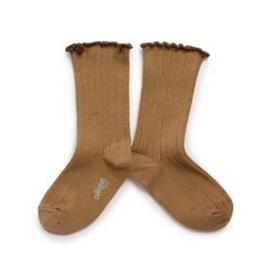 Collégien  lange sokken Caramel au beur salé